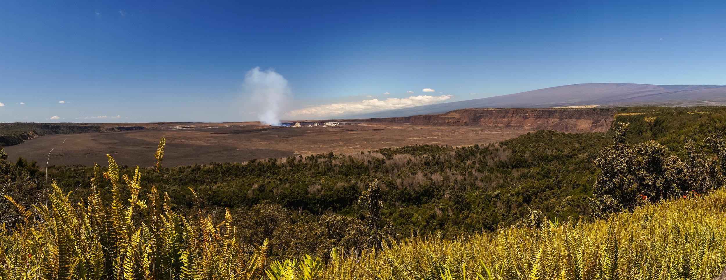 Volcanoes National Park, Hawai'i - Photo: Zygmunt Spray