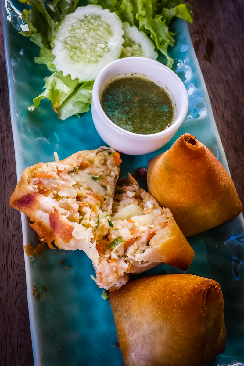 Samosa. - Eat Burmese Food With a Cause in Chiang Mai, Thailand.jpg