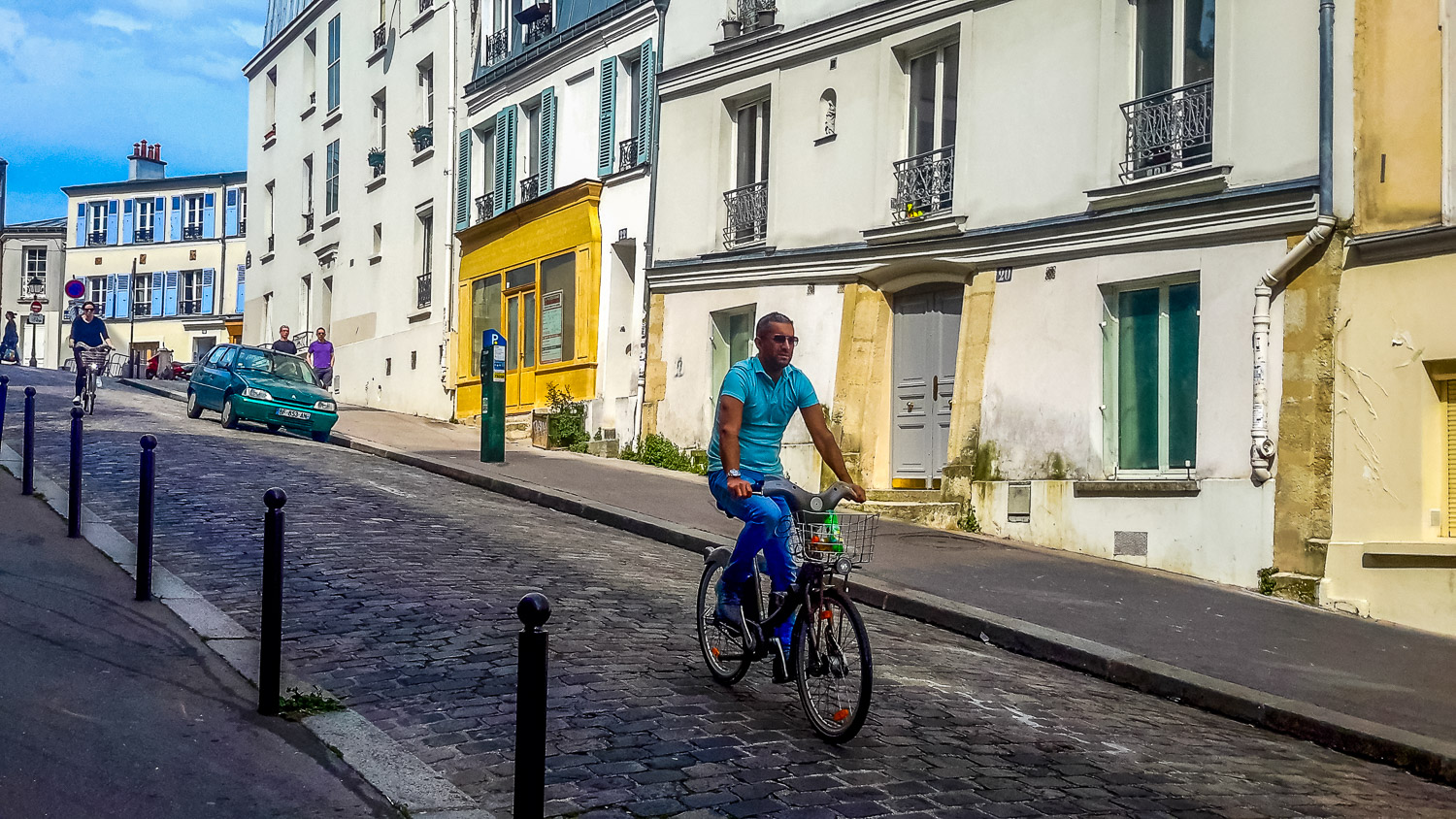 Gorgeous Montmartre Photo Copyright Ruby Boukabou