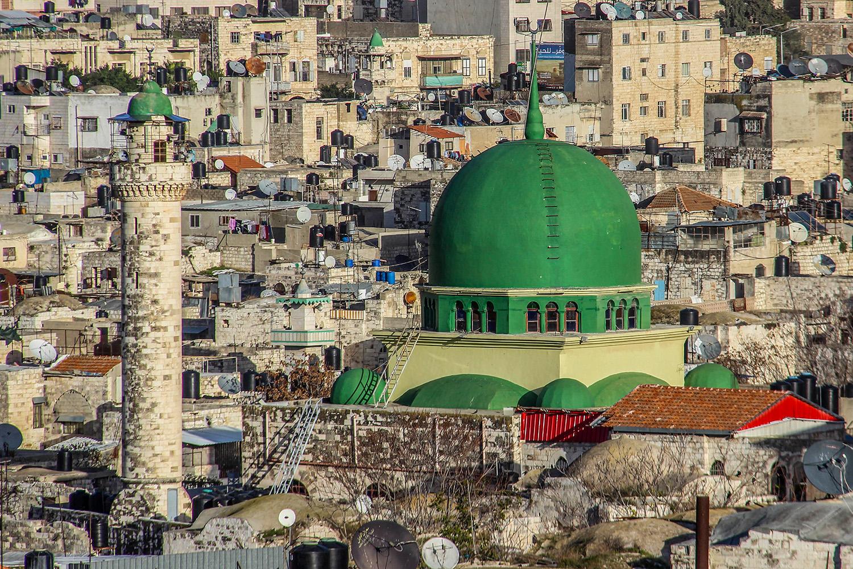 An-Nasr Mosque, Nablus. Photo Moataz1997 CC BY SA 4.0