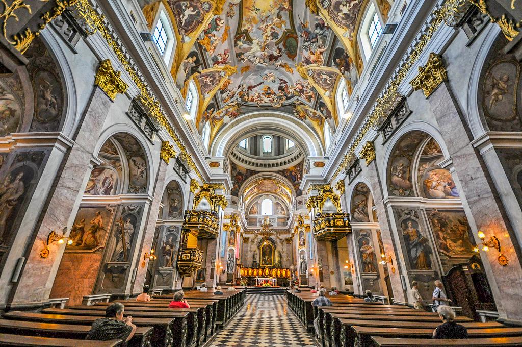 Cathedral of St. Nicholas, Ljubljana