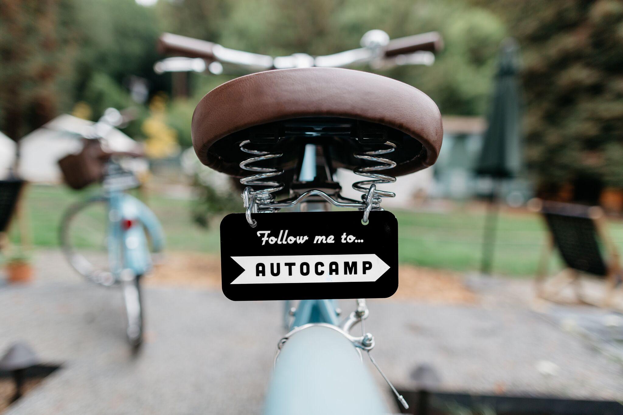 Back Linus bike. Photo Melanie Riccardi