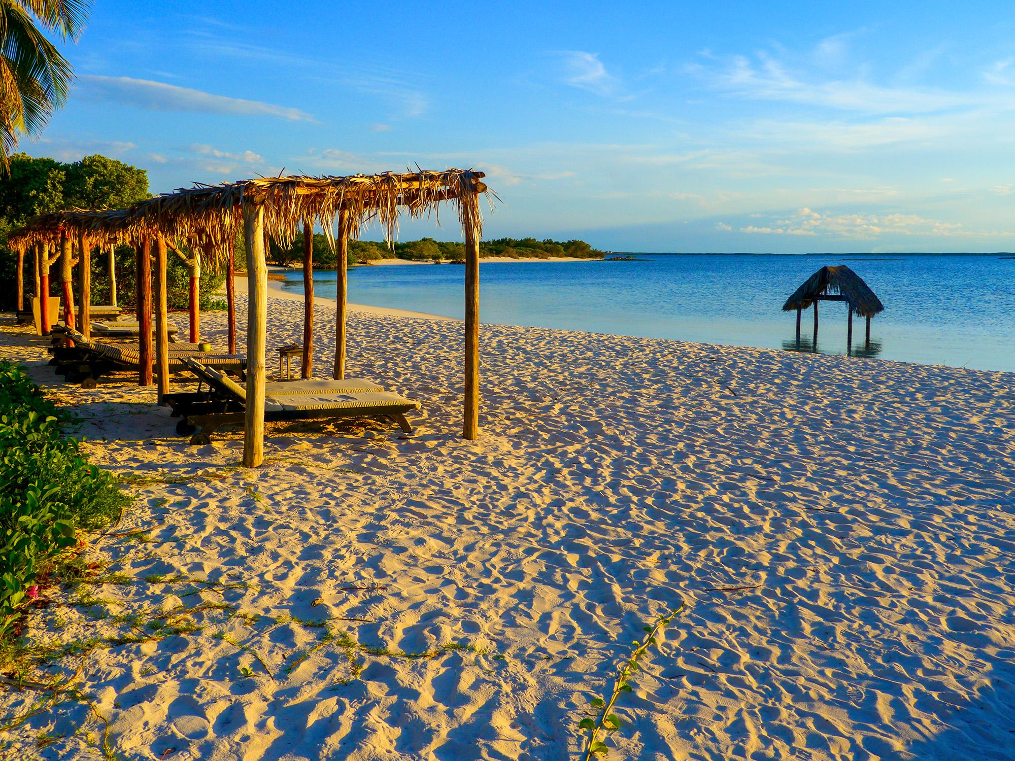 Melia Buenavista sunset beach. Photo by Johanna Read TravelEater.net.jpg