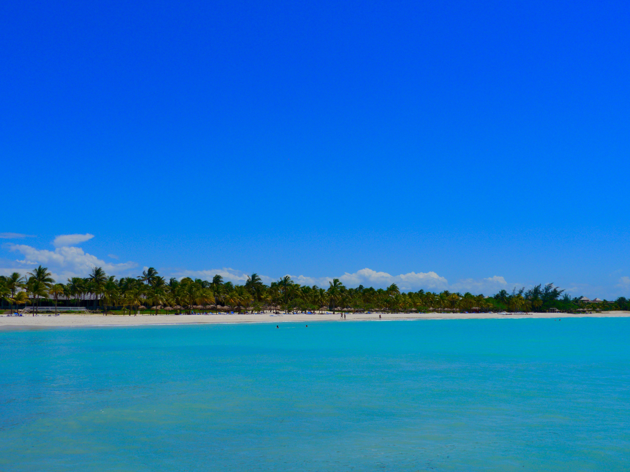 Melia Paradisus Varadero beach. Photo by Johanna Read TravelEater.net.jpg