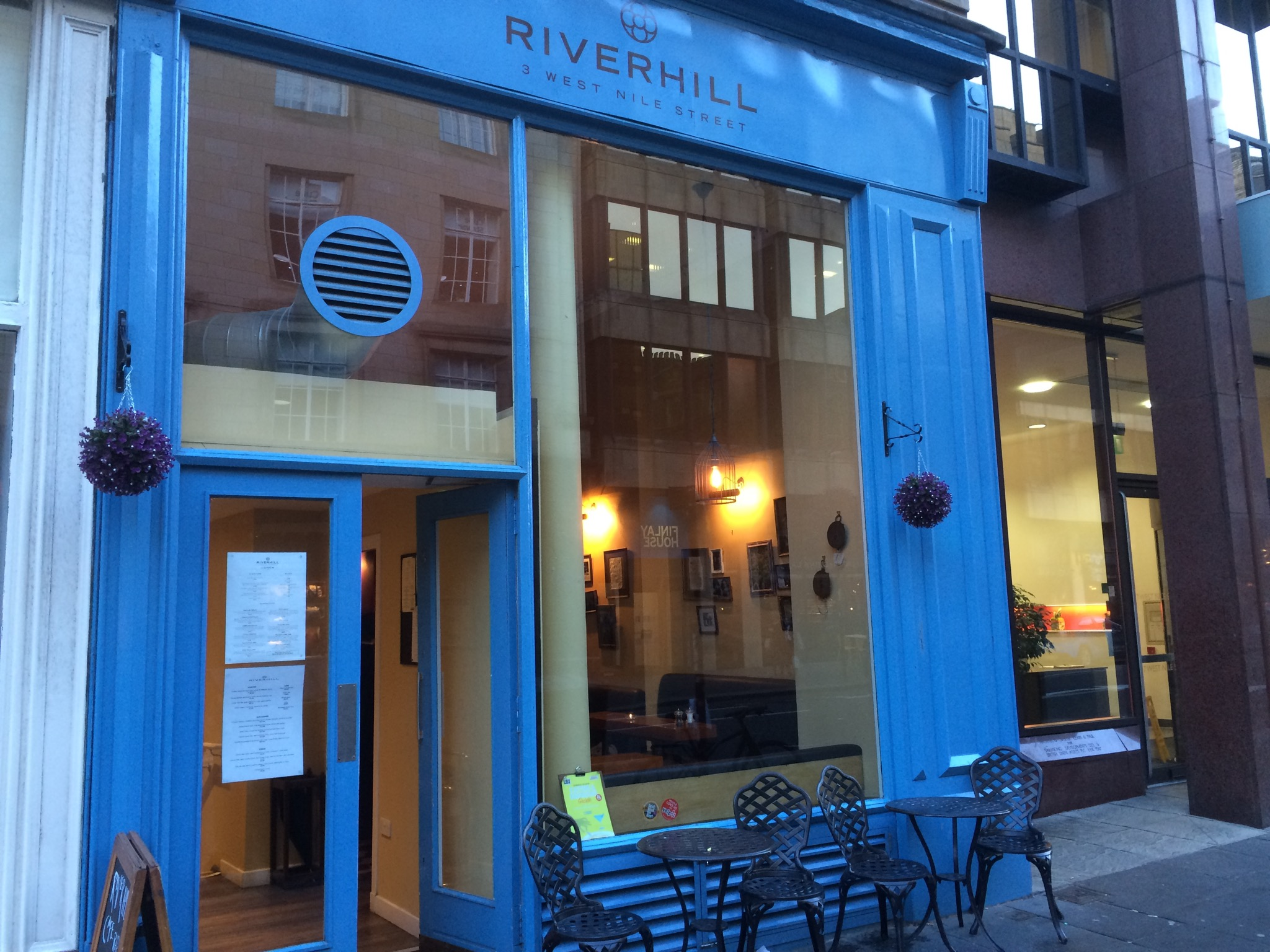 Riverhill Glasgow. Photo by Johanna Read TravelEater.net