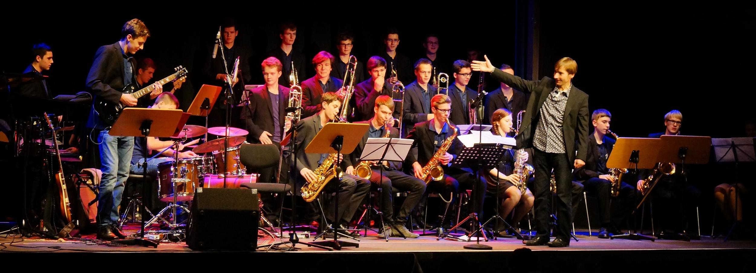 PFG - The new generation youth jazz