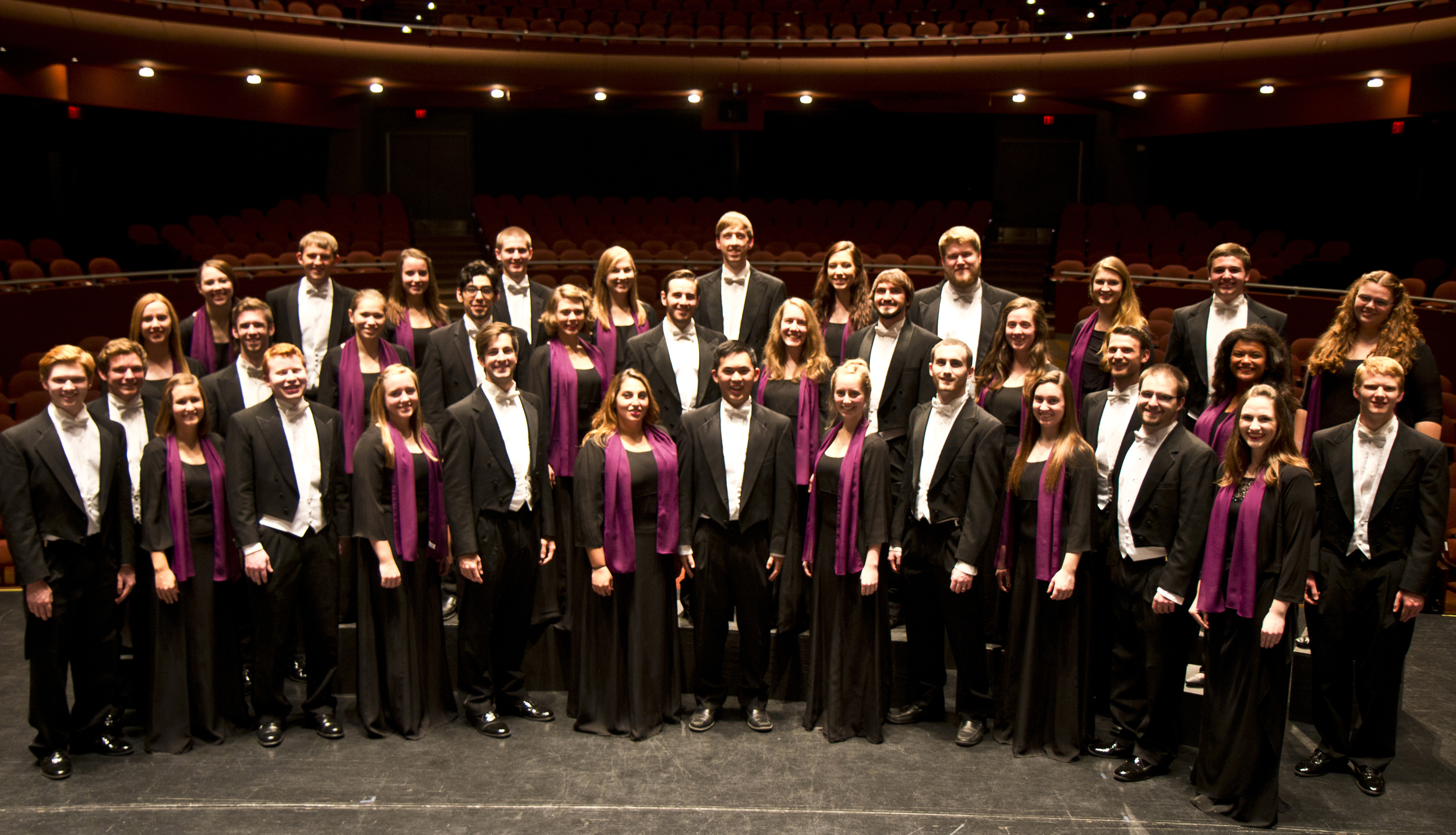 Chorale - University of Norther IOWA