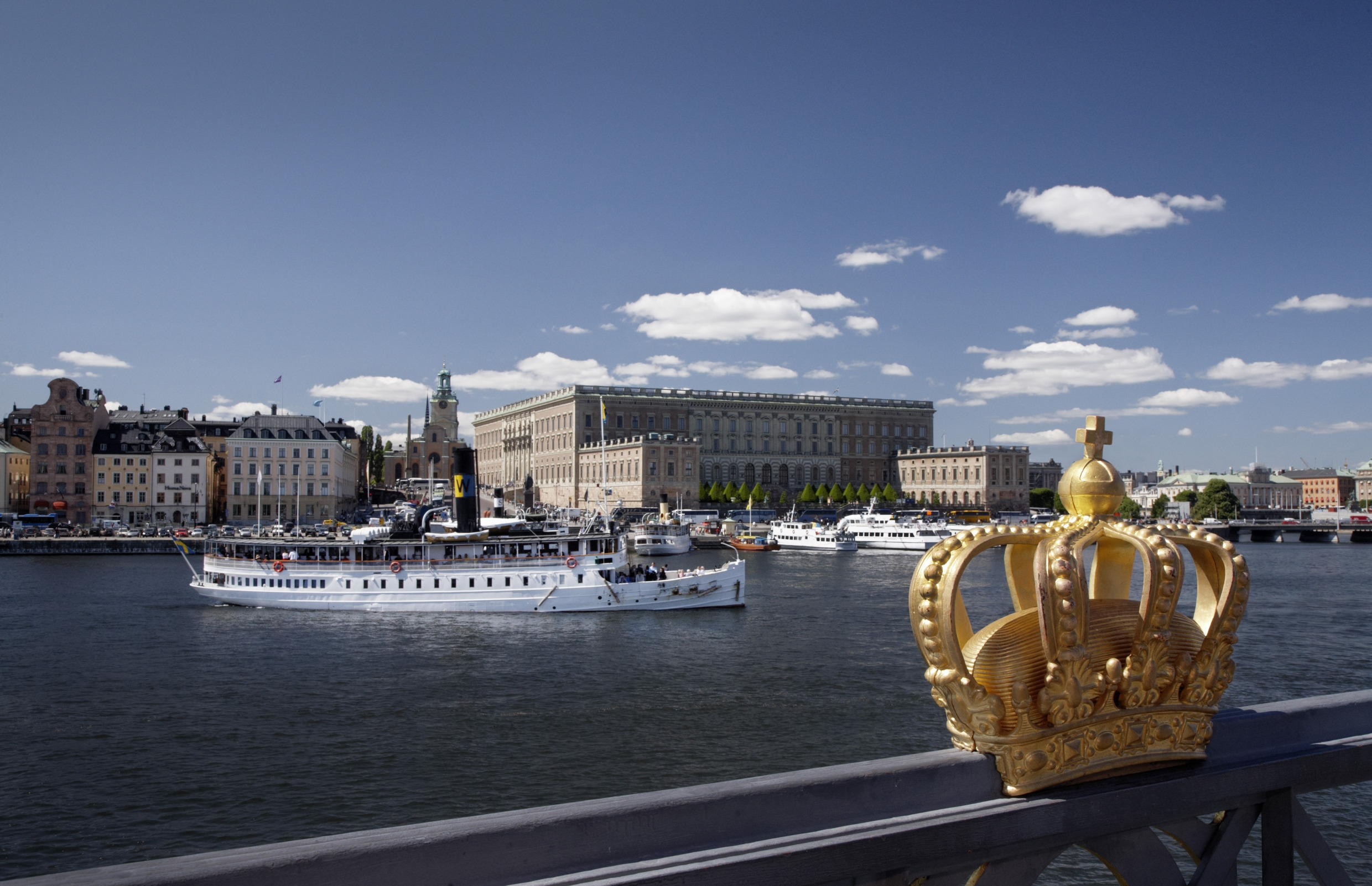 kings palace, stockholm