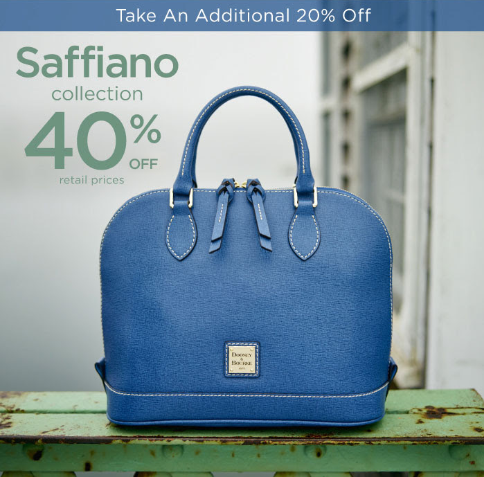 saffiano collection 40% off
