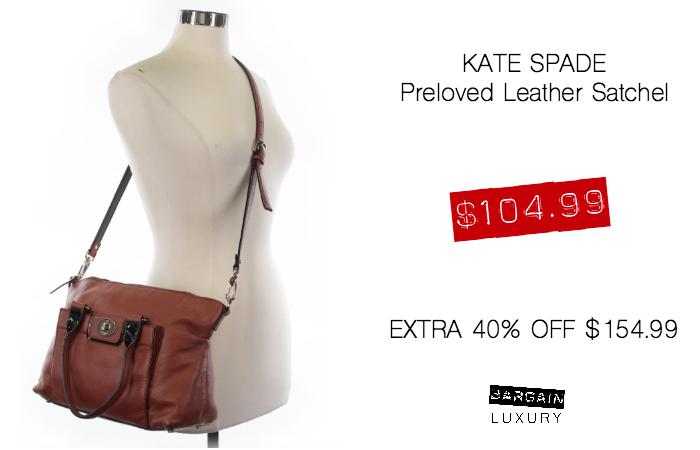 Kate Spade PL Leather Satchel Extra 40% OFF.jpg