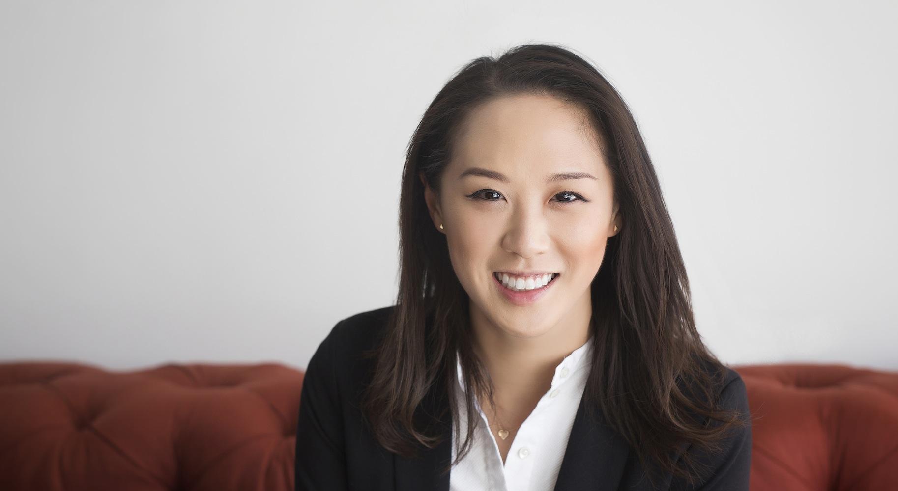 Goalposte Founder & CEO, Jane Wu Brower