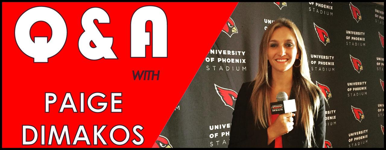 Q&A Paige Dimakos