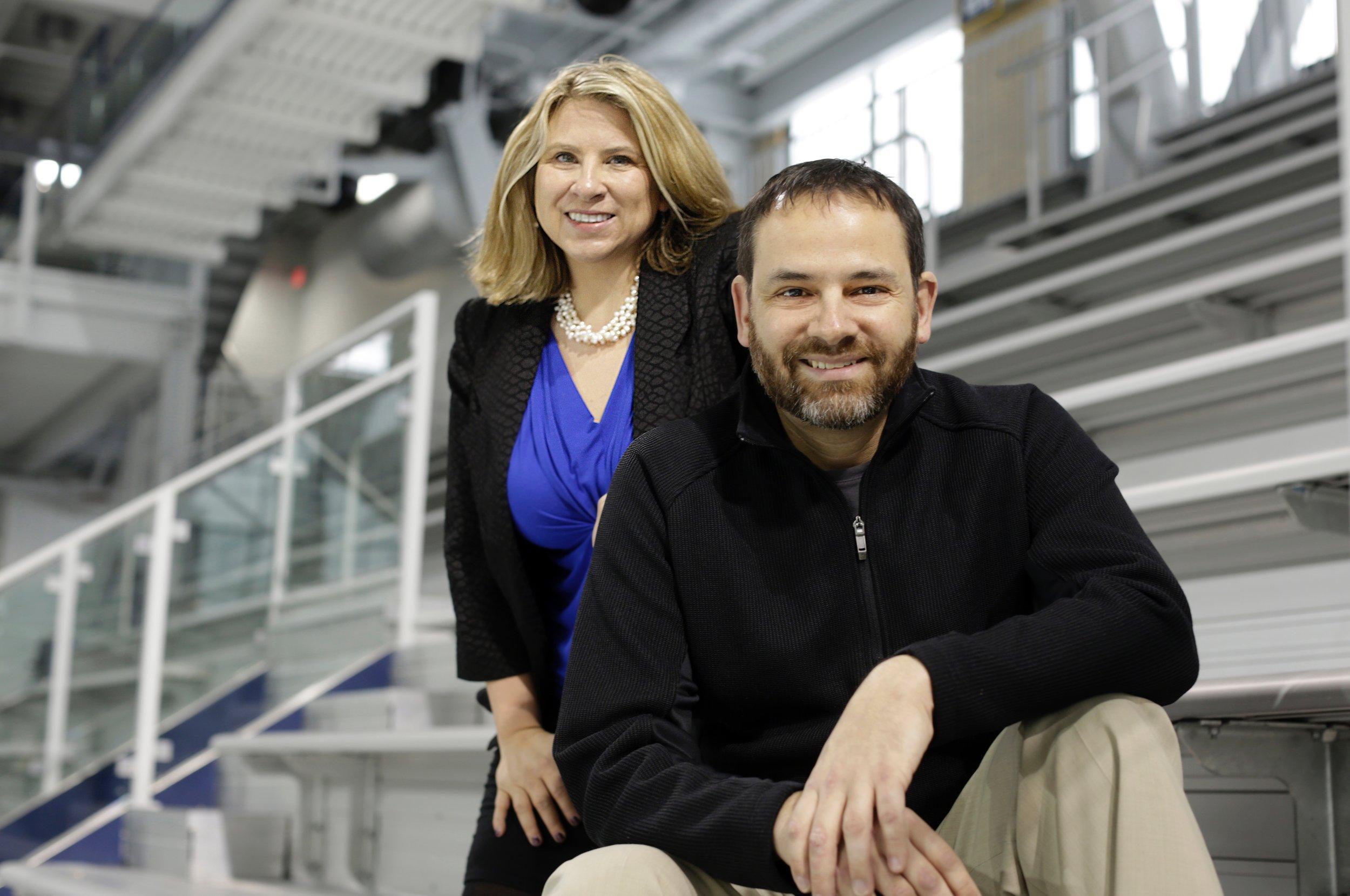 Gerstner and her co-author Dr. Jeffrey S. Kutcher.