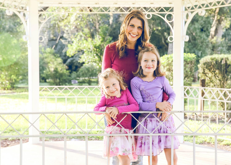 Kristen Hewitt Mommy in Sports