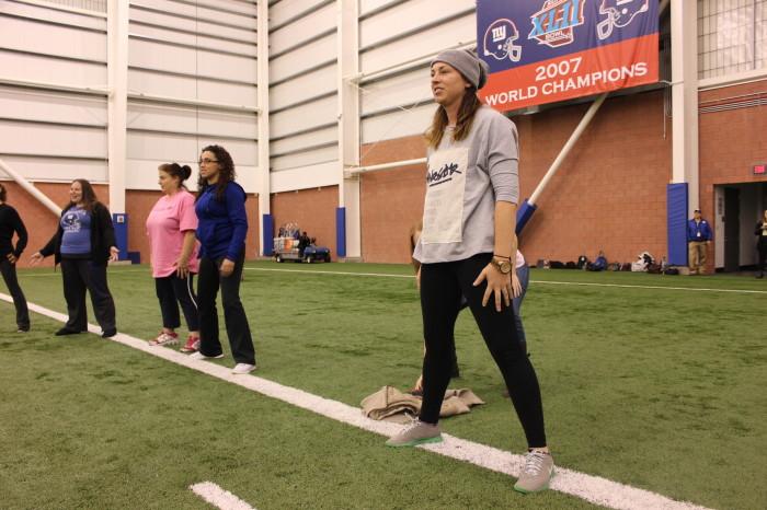 Stephanie Barnhart Football Food and Motherhood