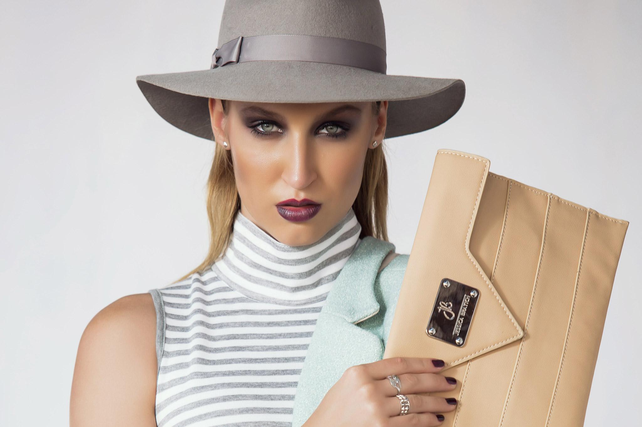 JESS BRATICH A/W15  Designer: Jess Bratich // Stylist: Elle Giles (Eat Fashion Not Cake) // Make-up: Simone Cohen (SC Artistry) // Hair: Denise Lacey // Model: Grady Wulff (Chadwick Models)