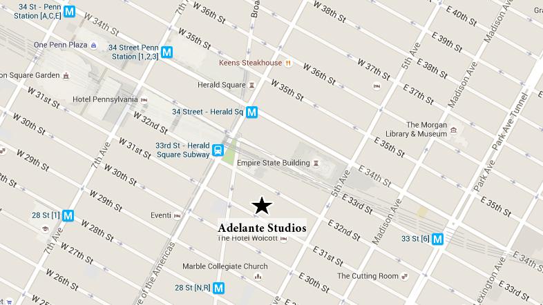 adelante-location
