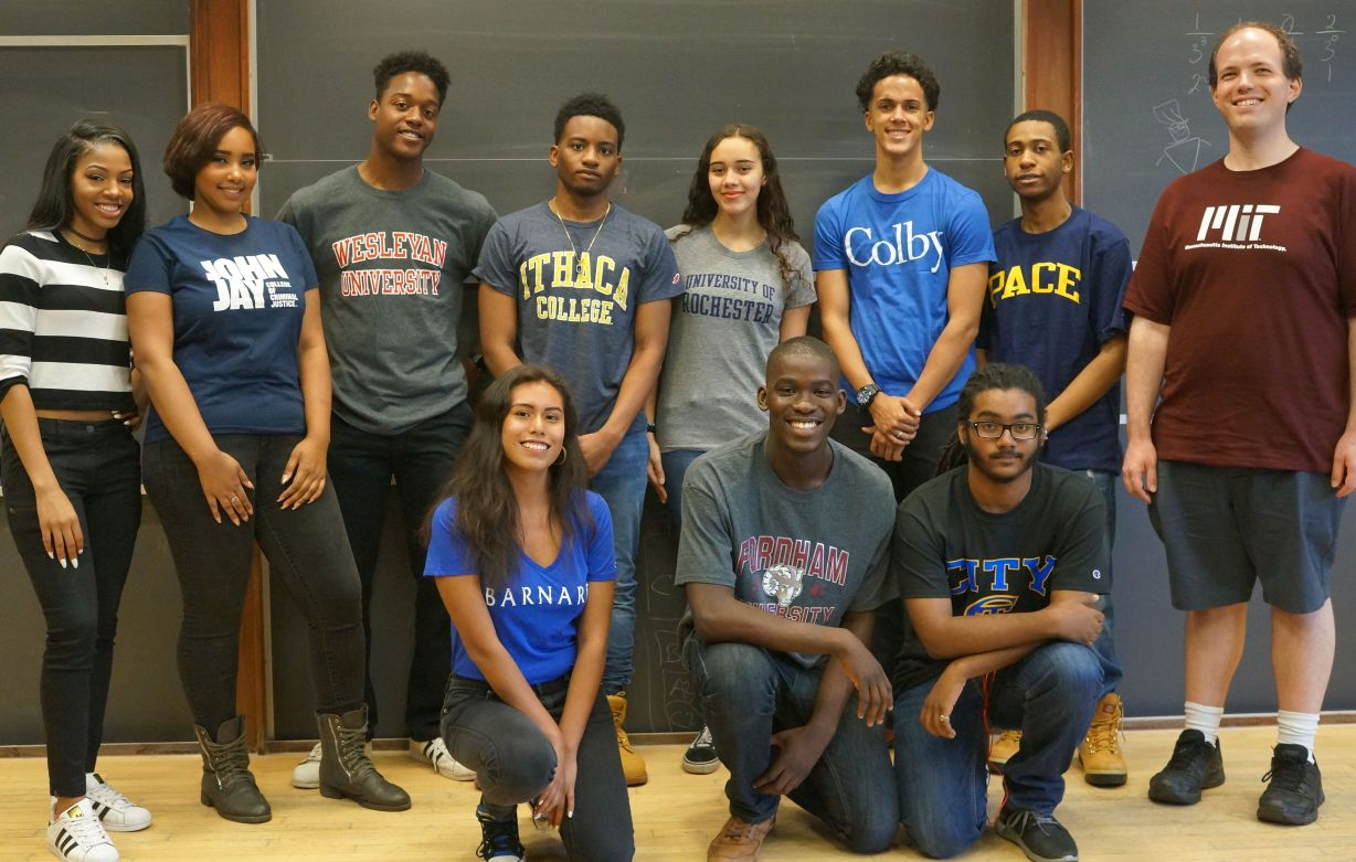 2012 Cohort Goes to College