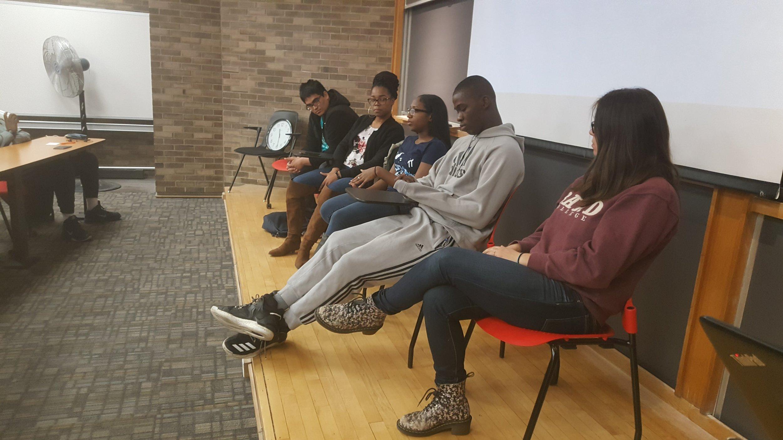 Counselor Panel