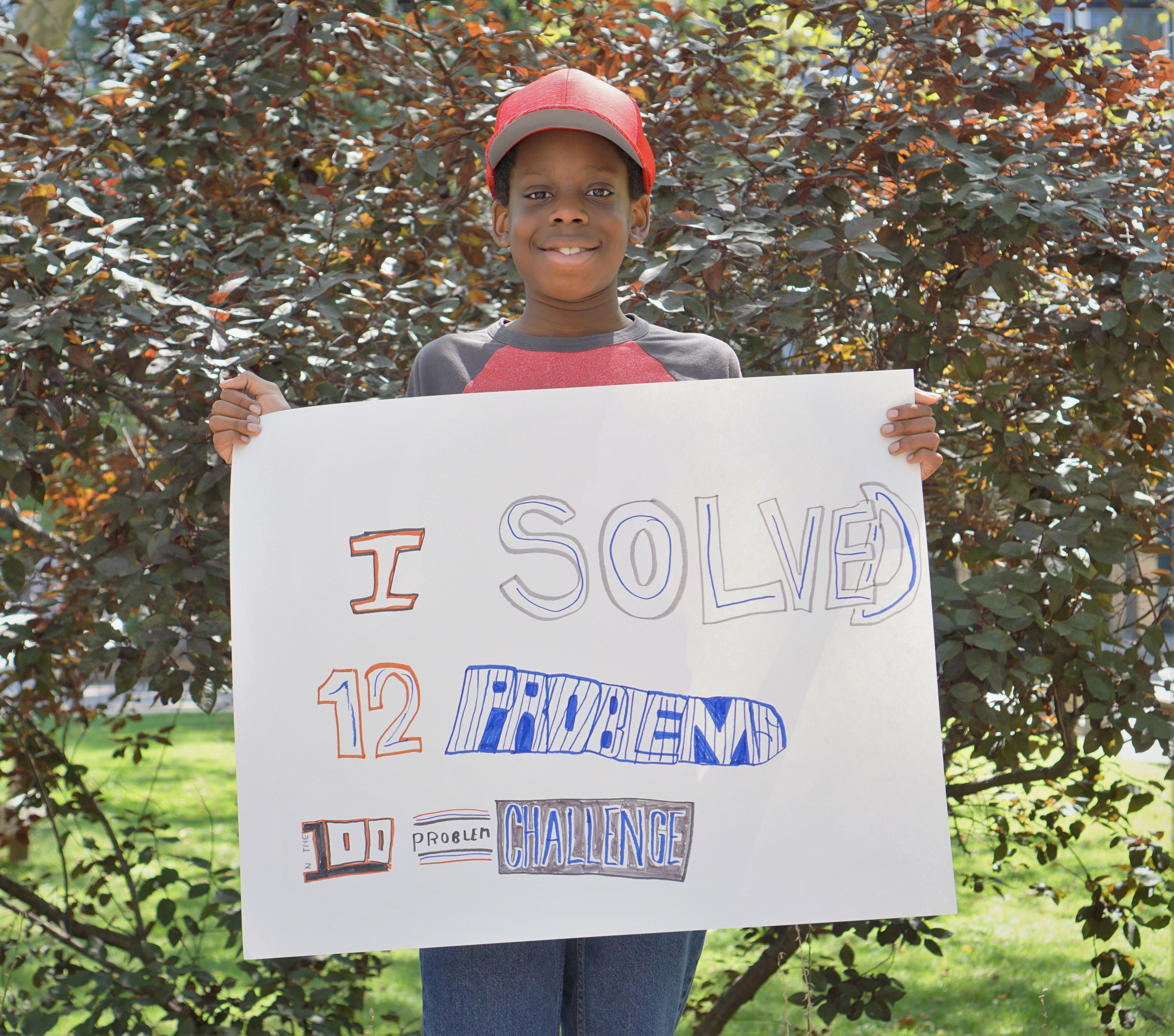 """I solved 12 problems in the 100 Problem Challenge."" — Vernon, BEAM Discovery"