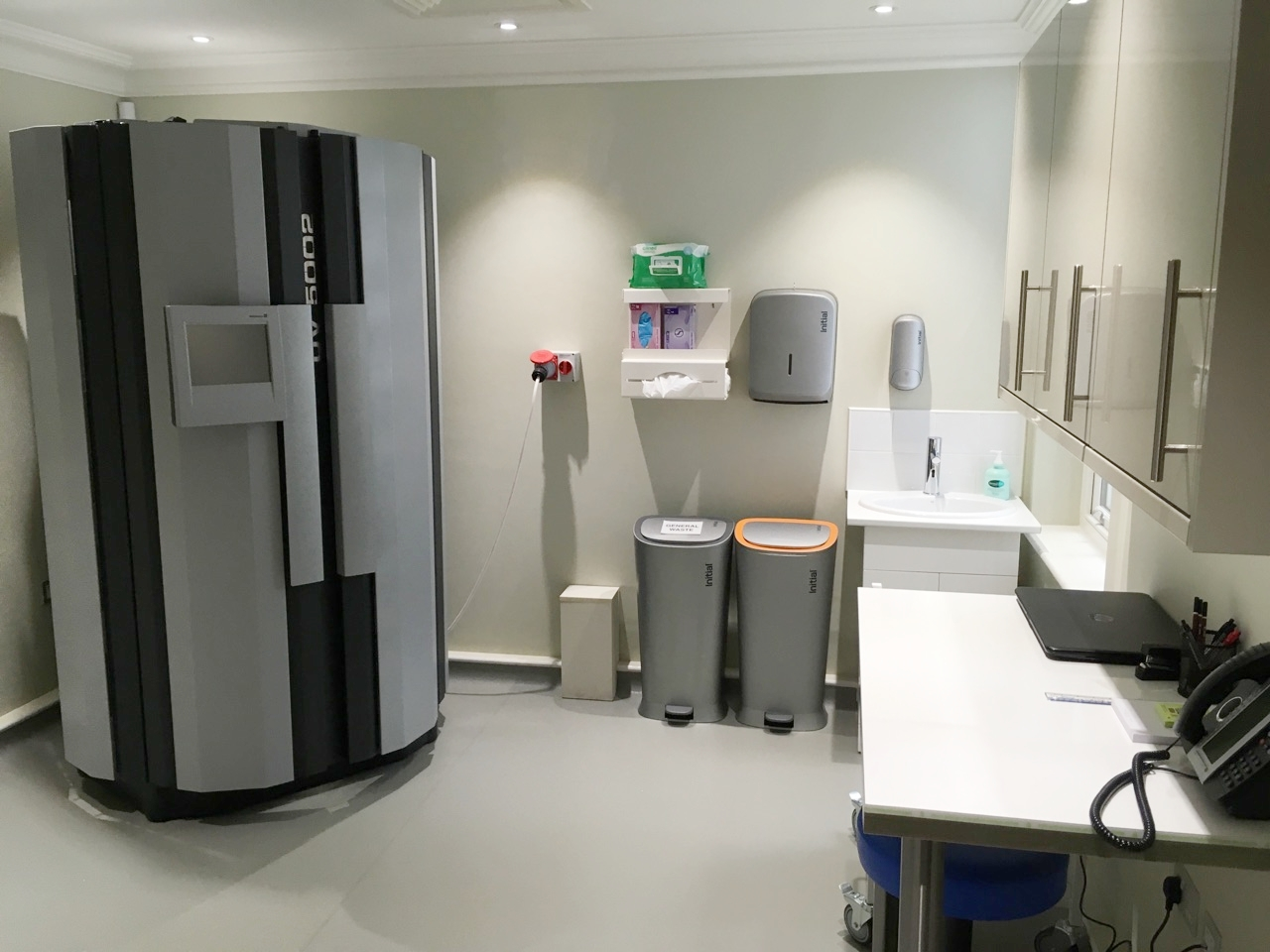 state of the art phototherapy facility