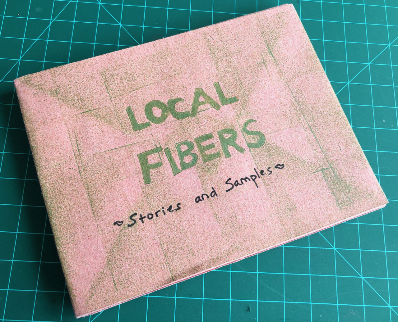 Local Fibers, stories and samples