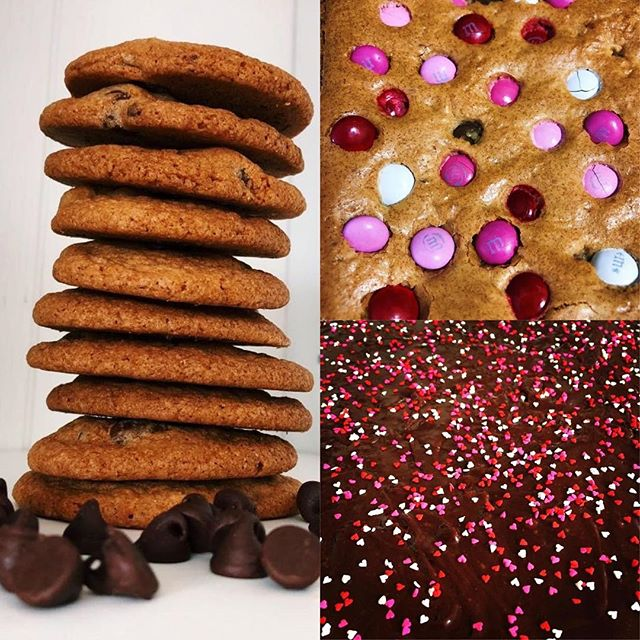Send some love this Valentine's Day! Visit our website to place your order today! (www.bakedsweet.com, link in bio) 💝 . . #valentines #valentinesday #gift #heart #love #nyc #eeeeeats #newforkcity #cookies #sweet #dessert #chocolate