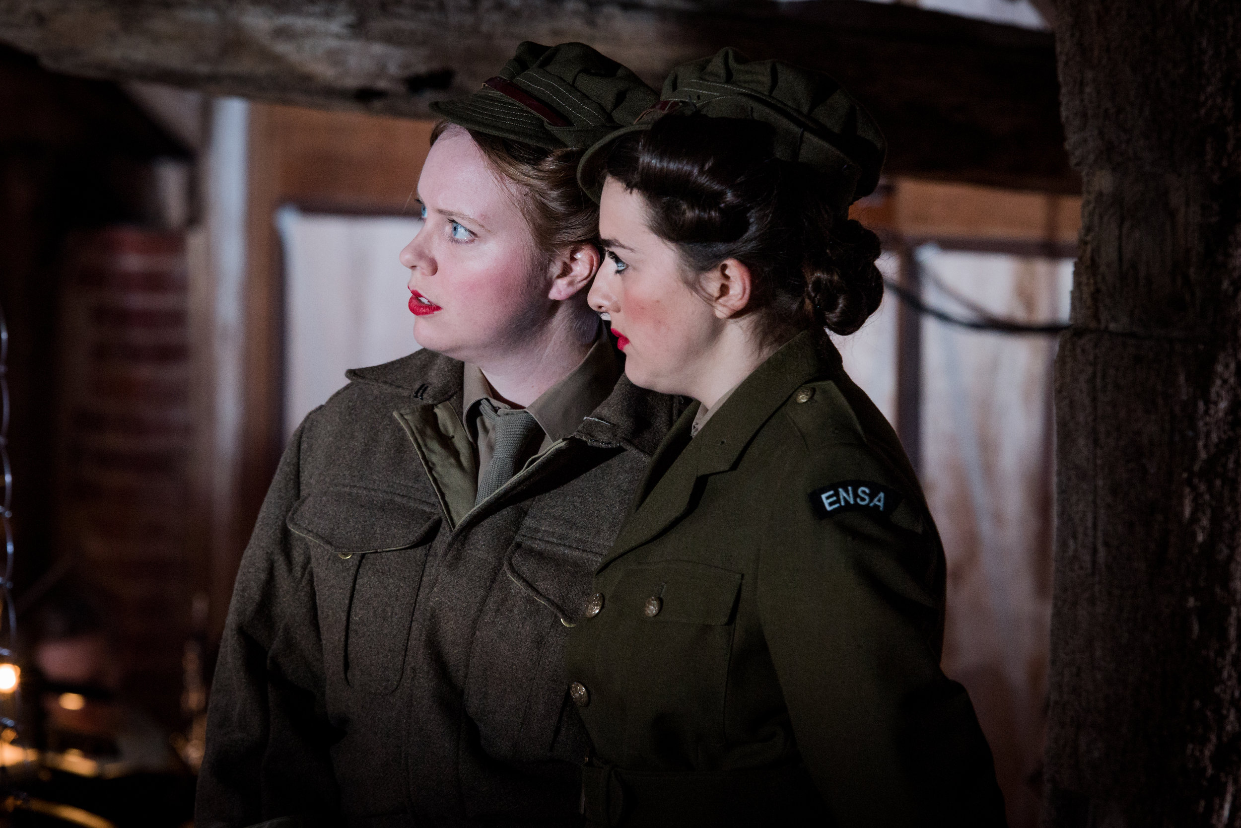 Cosi fan tutte - Bury Court Opera (photo Robert Workman)