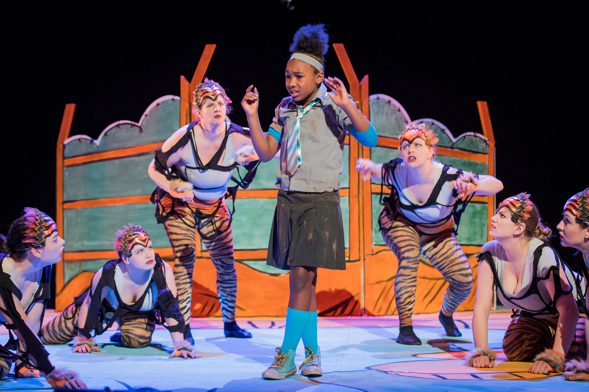 Paws and Padlocks by Kate Whitley - Blackheath Children's Opera (photo Robert Workman)