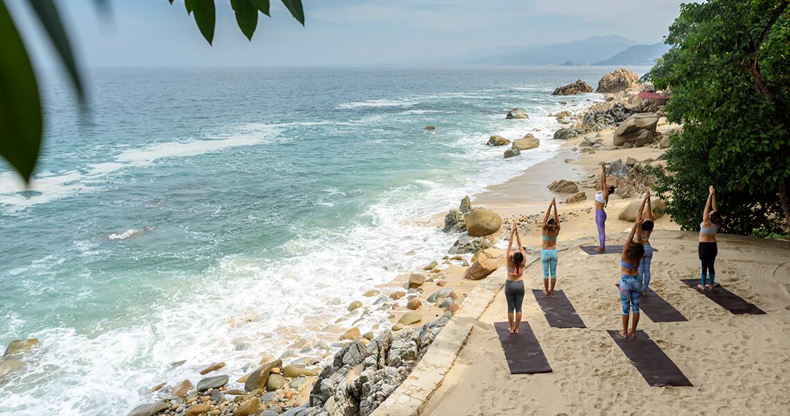 Hot Yoga Retreat - Mexico | October 2020