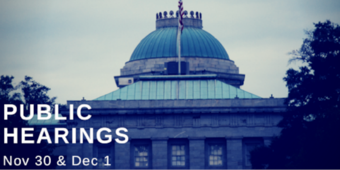 Learn More Raleigh Public Hearings