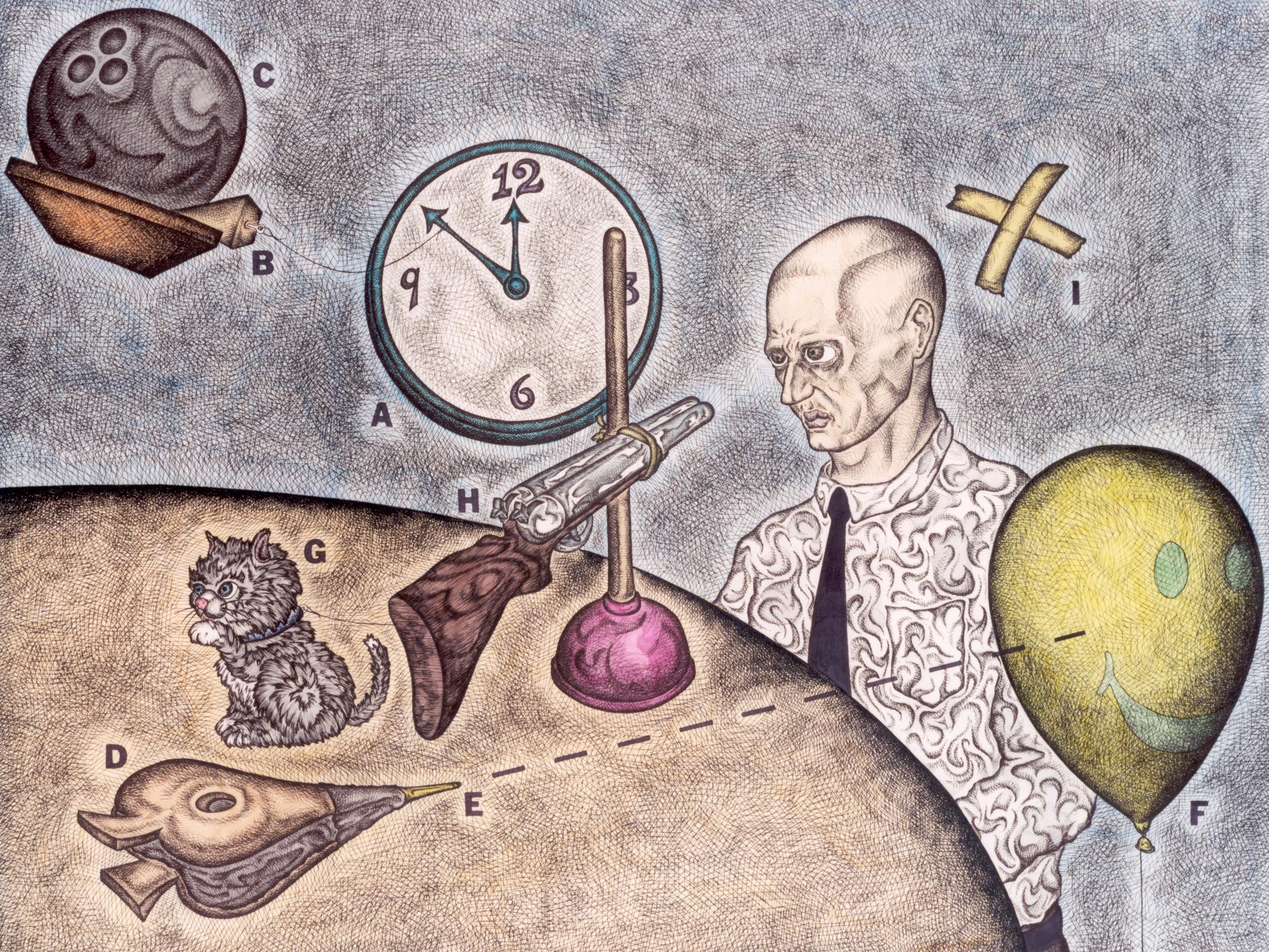 Goldberg/Kevorkian Device