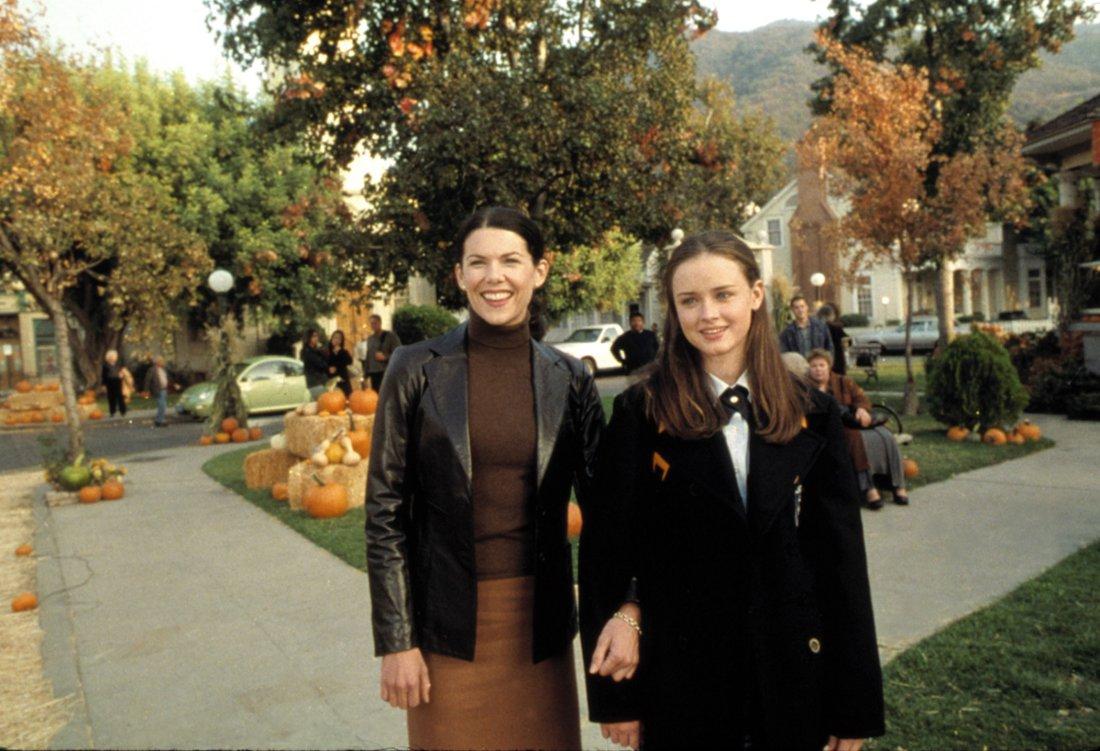Lorelai and Rory, Season 1