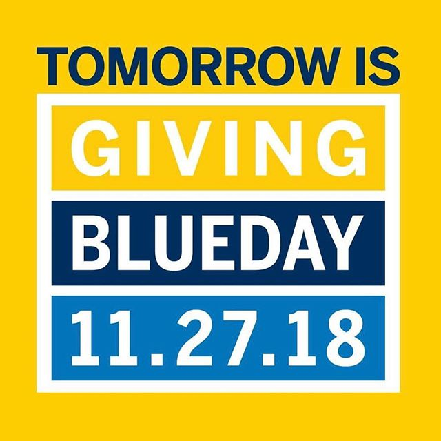 Repost from @leadersandbest . Tomorrow is GIVING BLUEDAY!! All funds received by us will be used to help send triathletes to our Nationals Championships race this year!!