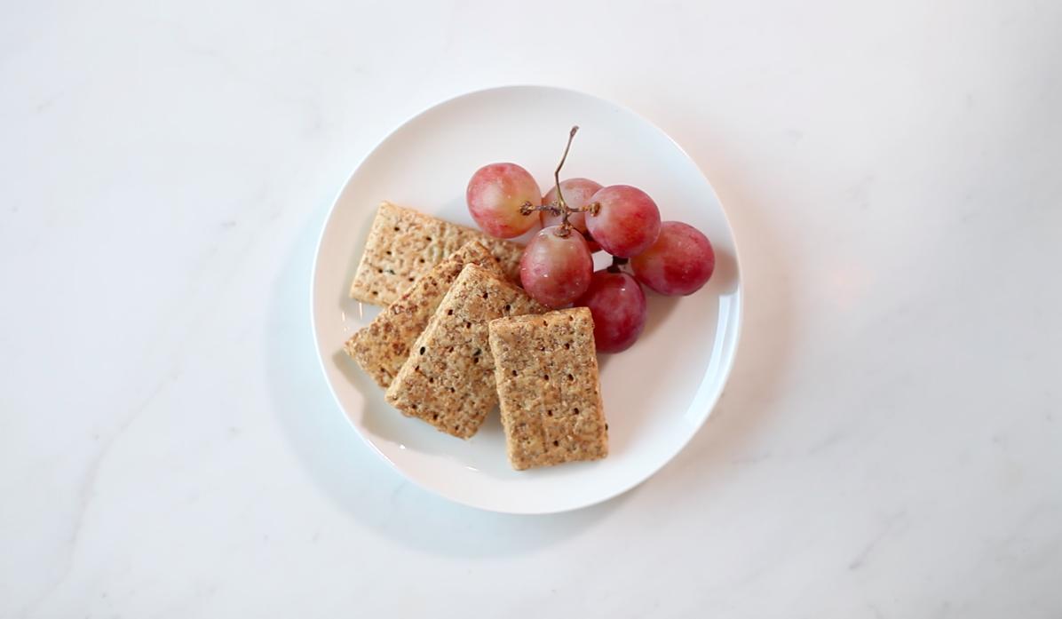 Mealworms cracker