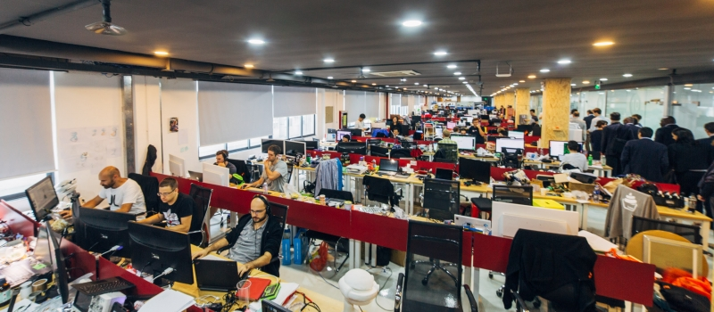 HAX office, Shenzhen: R&D opportunities in China