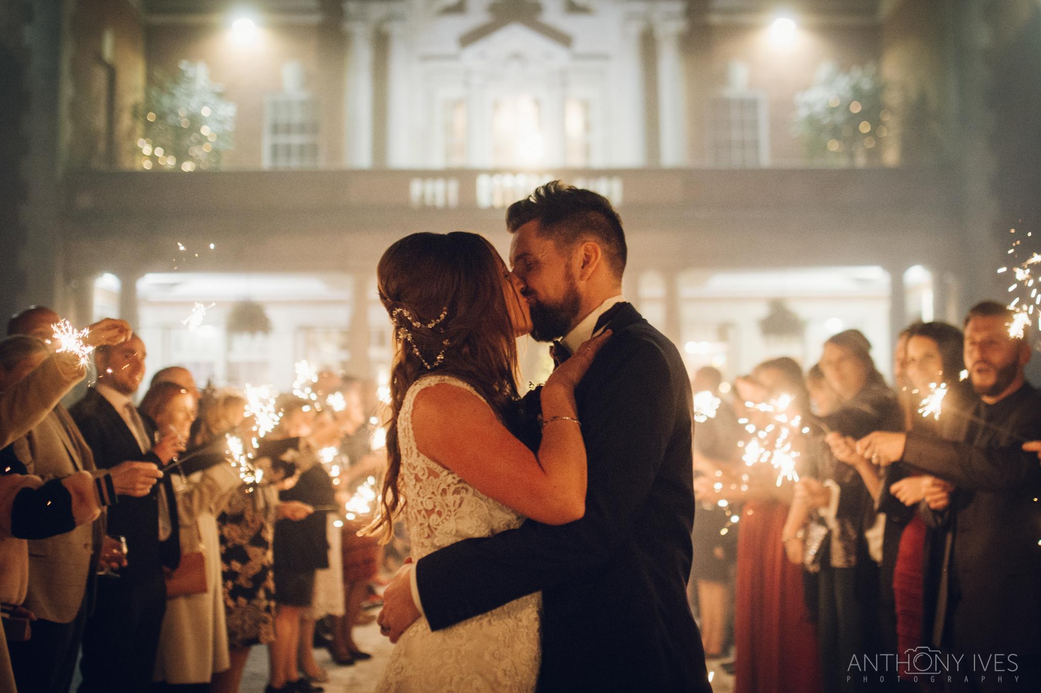 Eaves Hall Wedding Photography Anthony Ives Lancashire Photographer