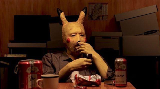 True Detective Pikachu is nightmare fuel, according to @birthmoviesdeath  #linkinbio
