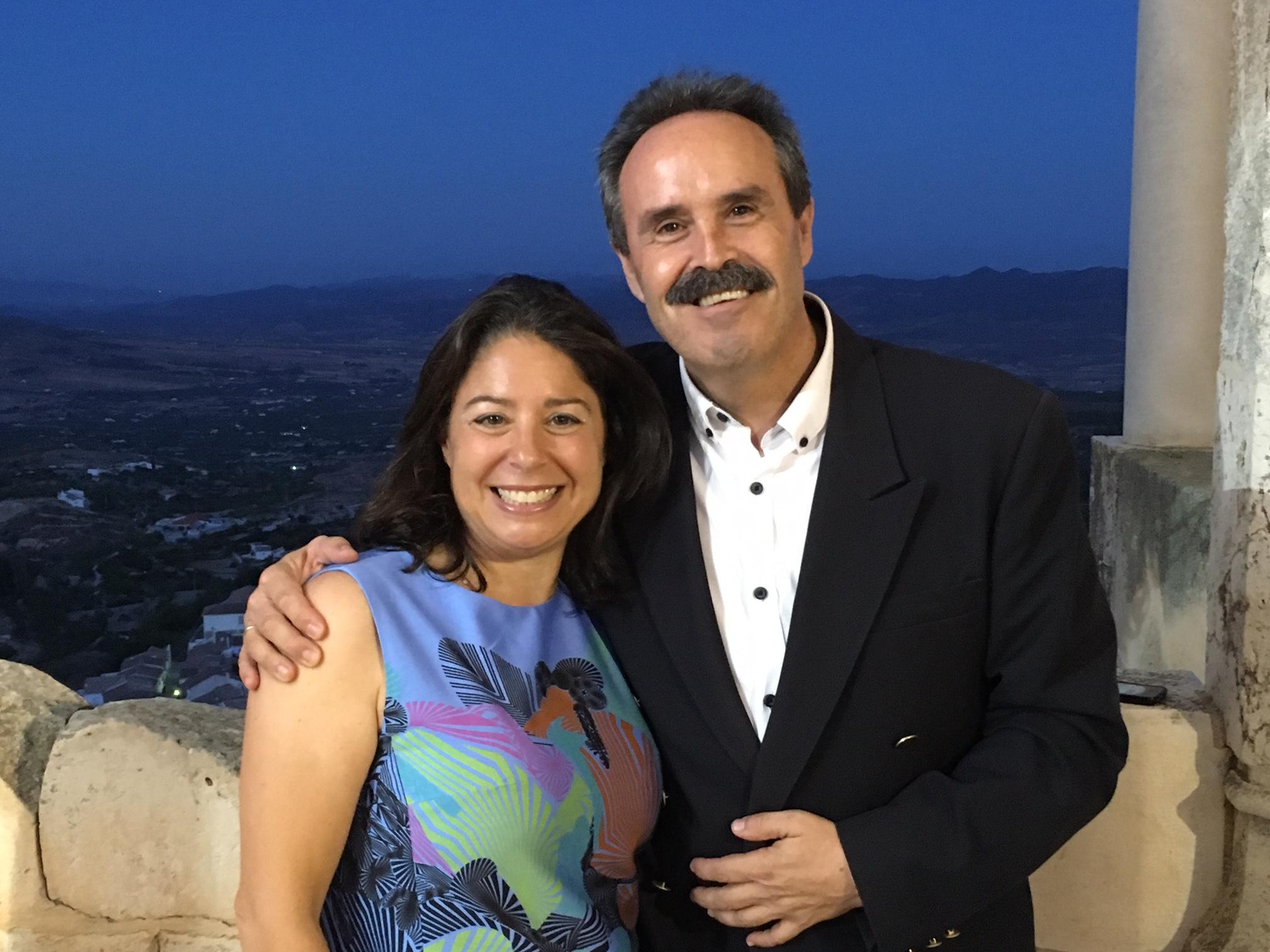 Melissa Marks y Alfredo Valdivia.JPG