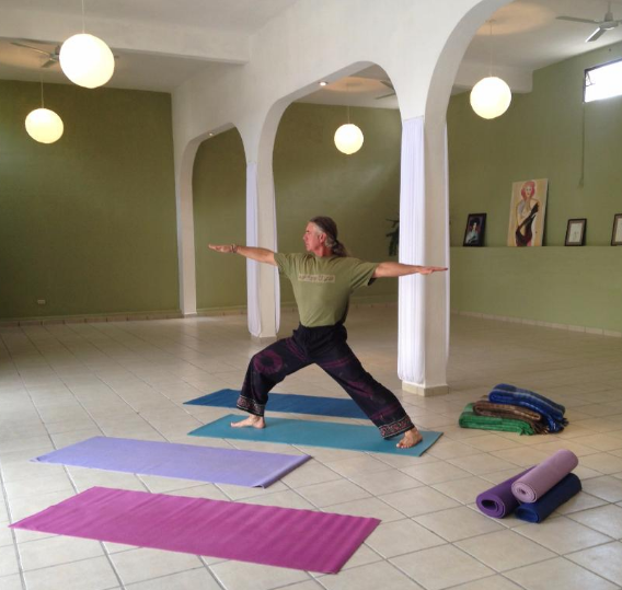 Al Toth-Registered Yoga Teacher, RYT 200.