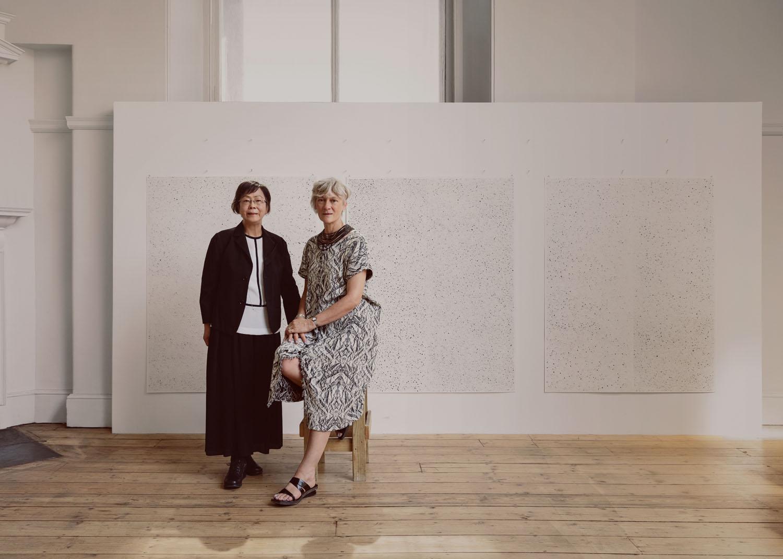 Rebecca Salter & Itsuko Hasegawa - FT ARts & Culture