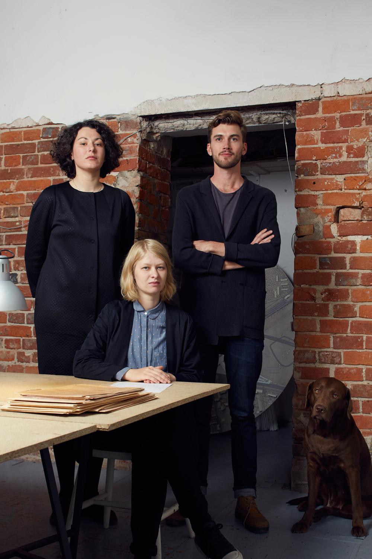 Young architect bureaus: NOVOE, PORT