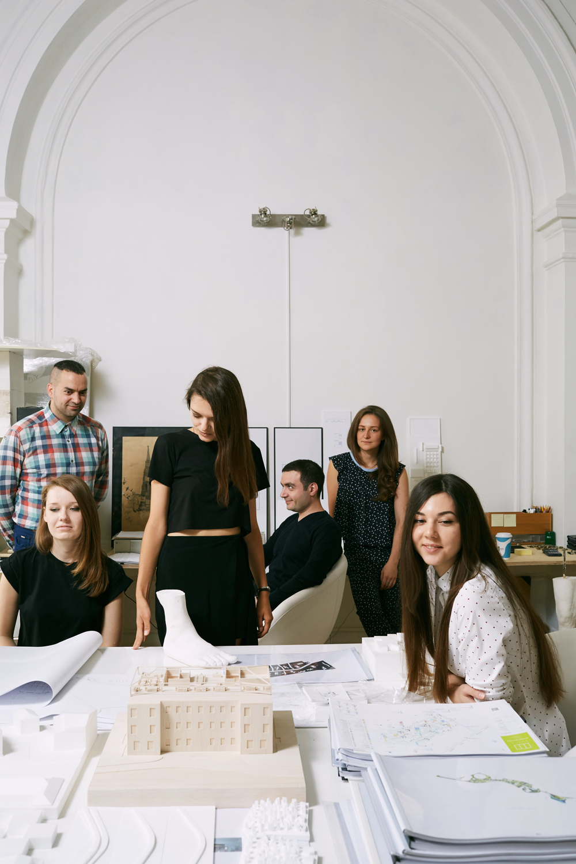 Young architect bureaus: WALL, PORT