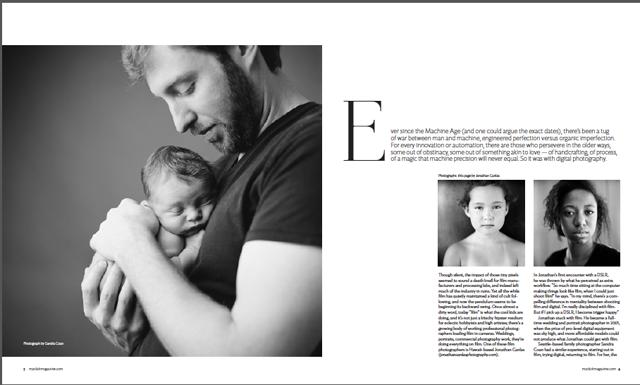 Sandra Coan Photography in Click Magazine