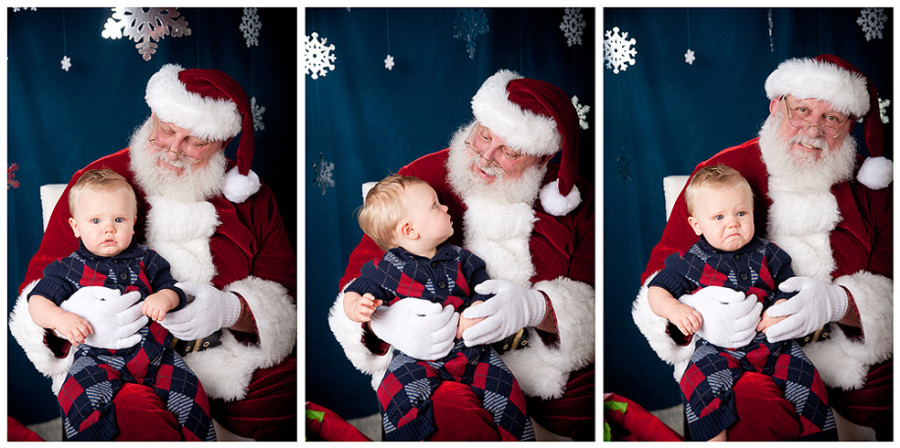 Sandra Coan: Seattle Santa Photos