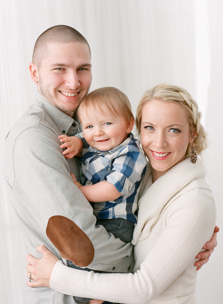 Newborn Photography Seattle.  Sandra Coan.  Newborns and families on film.