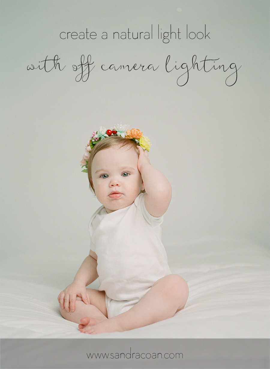 Off Camera Lighting for Film Photographers | Sandra Coan | Learn to create a natural light look with strobes and flash