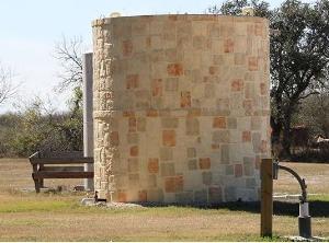Concrete Storage Tank