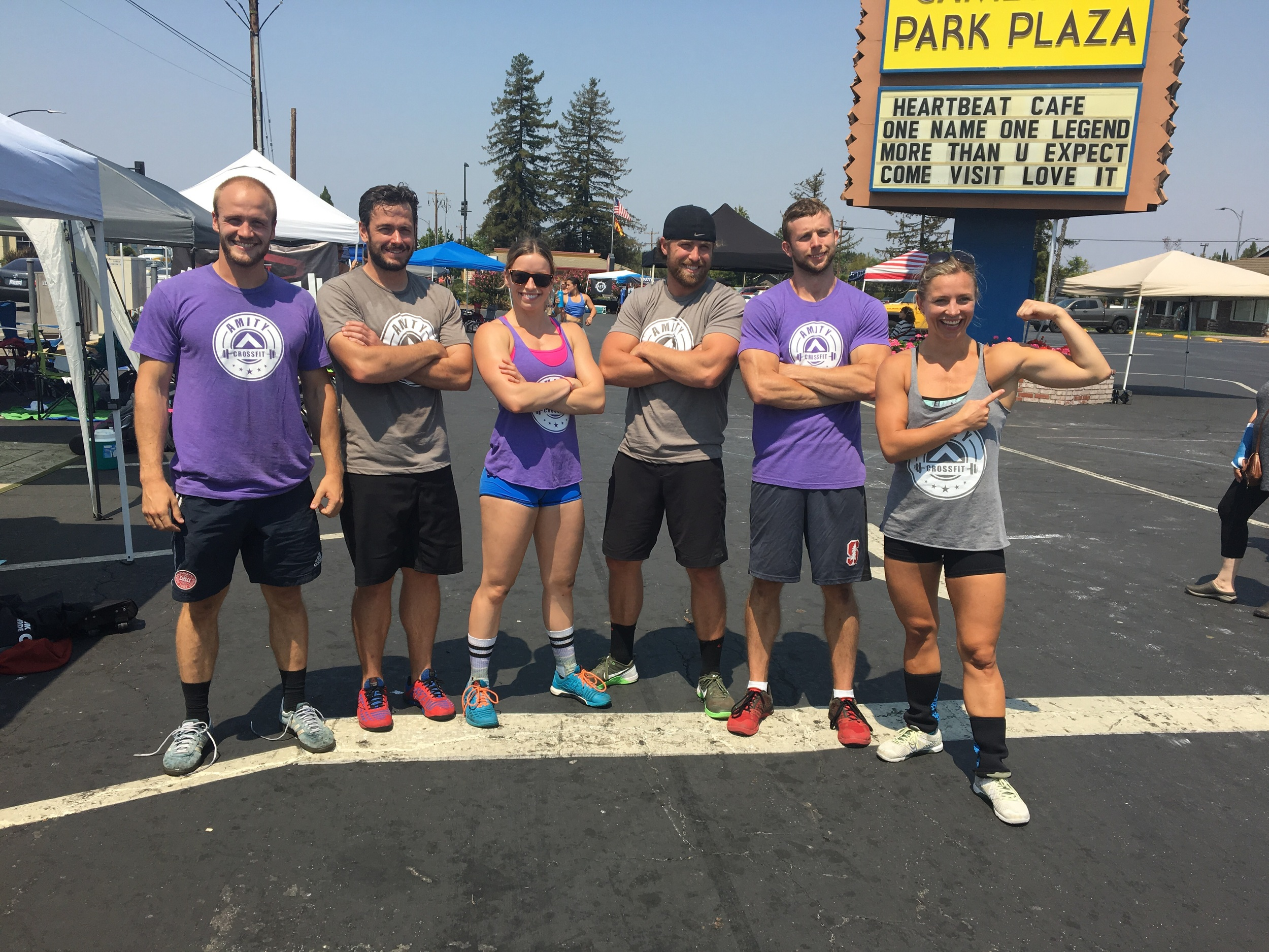 Congratulations to the Burpee Bears and Suicide Quads on their competition this weekend.