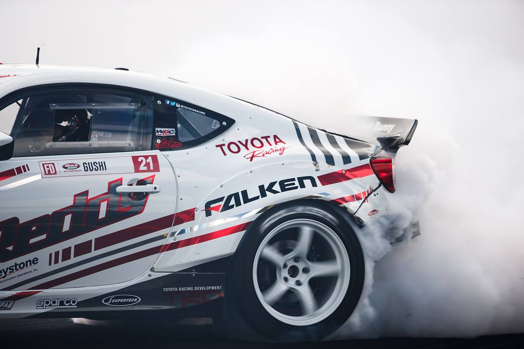 Greddy Performance - Ken Gushi Formula Drift Livery 2018